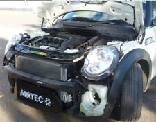 Airtec Mini Cooper-S R56 Intercooler Upgrade Black Finish Cooper S Turbo