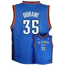 2015-2016 Oklahoma City Thunder KEVIN DURANT nba ADIDAS Jersey YOUTH KIDS BOYS m
