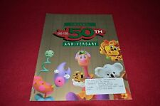 Ertl Toys for 50th Aniversary 1995 Dealers Brochure DCPA