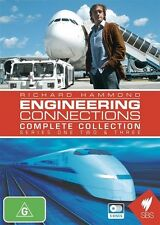 Engineering Connections Complete Collection DVD NEW