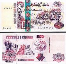 ALGERIA 500 DINARS 10-06-1998 UNC P.141