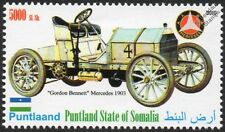 1903 MERCEDES (Gordon Bennett Cup Winner) Sports / Race Car Automobile Stamp