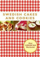 Swedish Cakes and Cookies, NEW BOOK