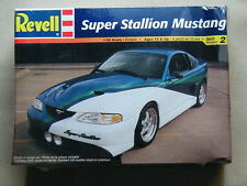 FACTORY SEALED Super Stallion Mustang by Revell #85-2571