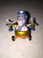 BALOO Figure Toy character bear plane disney tailspin talespin die-cast