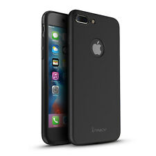 ipaky 360° Protective 3in1 Hybrid hard PC SLIM back Case Cover For iphone 7 plus
