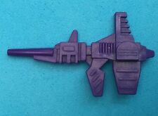 -- G1 Transformers - Decepticon Triplechanger - BLITZWING - Hand Gun Rifle --