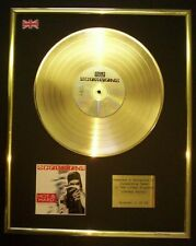 SCORPIONS HOT AND HARD CD GOLD DISC LP FREE P+P!