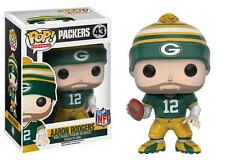 Funko Pop NFL Green Bay Packers Aaron Rodgers Vinyl Figure Collectible Toy 10213