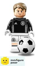 Lego 71014 DFB Germany Football Team Minifigure : No 1 - Manuel Neuer - New