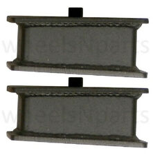 """4"""" Fabricated Steel Lift Blocks Pair For Rear Axle 1988-99 Chevy Suburban Tahoe"""