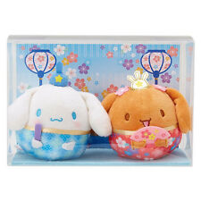 Cinnamoroll Hinamatsuri Girls' Day Plush Doll ❤ Sanrio Japan