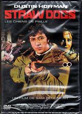 STRAW DOGS The MOVIE on DVD a LES CHIENS DE PAILLE en FRANCAIS French REGION 2