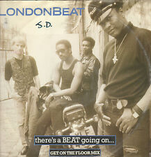 LONDON BEAT - There's A Beat Going On -  (Get On The Floor Mix)