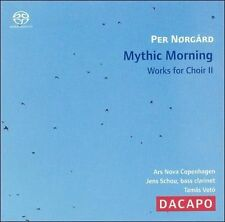 Per Nørgård: Mythic Morning - Works for Choir, Vol. 2 [Hybrid SACD], New Music