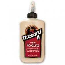 Titebond II Dark Wood Glue 237ml 8oz 600206 Bond Wood Hardwood Laminates