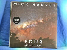 Mick Harvey - Four (Acts Of Love), LP + CD, neu/OVP