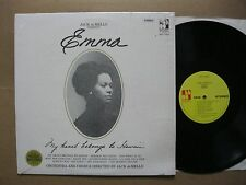 Jack de Mello presents EMMA LP My heart belongs to Hawaii EX in shrink