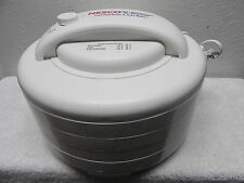 SURVIVALIST Nesco FOOD DEHYDRATOR & JERKY MAKER 500-Watt: EUC food storage stock