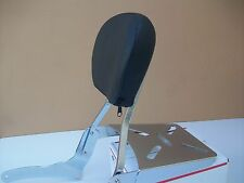 """Used"" Kawasaki Vulcan VN 1500 Classic Sissy Bar Backrest with Luggage Rack"
