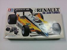 Tamiya 1/20 Renault RE 30B Turbo 1/20 Grand Prix Collection