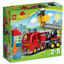NEW LEGO DUPLO Town Fire Truck 10592 Age: 2 - 5