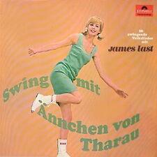 """12"""" James Last 26 swingende Volkslieder Swing mit Ännchen von Tharau"""