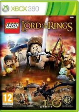 LEGO THE LORD OF THE RINGS XBOX 360 COMPLETE EXCELLENT CONDITION