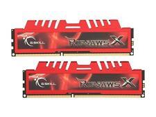 G.SKILL Ripjaws X Series 8GB (2 x 4GB) 240-Pin DDR3 SDRAM DDR3 2133 (PC3 17000)