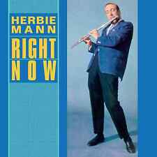 Herbie Mann – Right Now CD