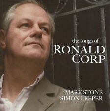NEW - Songs of Ronald Corp by Mark Stone; Simon Lepper