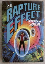 The Rapture Effect by Jeffrey A. Carver HC (BCE) Tor - philosophical conflict