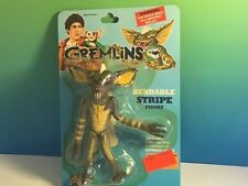 1984 LJN GREMLINS STRIPE BENDABLE ACTION FIGURE MOC MOGWAI GIZMO VINTAGE TOY WB