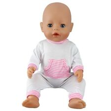 1set Doll Clothes Wearfor 43cm Baby Born zapf (only sell clothes ) B619