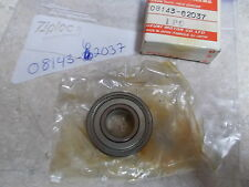 NOS OEM Suzuki Bearing Front & Rear Wheel 1968-2015 T500 T20 RM250 08143-62037