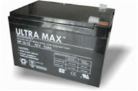 RBC4 Replacement Battery RBC 4 for APC 650 etc UPS - Ultramax 12v 12Ah