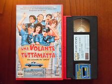 Una volante tutta matta (Daniel Baldwin, Fran Drescher) - VHS ed. Columbia rara