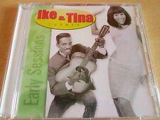 Ike & Tina Turner - Early Sessions (2003)  CD  NEW/SEALED  SPEEDYPOST