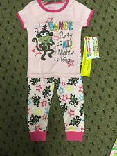 Girls Pajamas  Size  12  M  Dance Party All Night Long