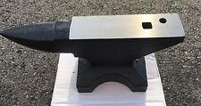 NEW Table Top Hardy Hole Blacksmith STEP HORN 20# Pound Solid FORGED STEEL ANVIL