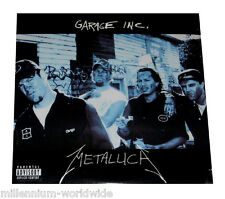 "SEALED & MINT - METALLICA - GARAGE INC. - TRIPLE 12"" VINYL LP - 180 GRAM ALBUM"