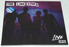 The Libertines Live Glasgow 2015 LP Official 20 Track Double BLUE Vinyl LP NEW