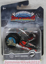 Crypt Crusher SKYLANDERS Superchargers Vehicle Nuovo Ovp disponibili immediatamente