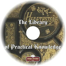 Library of Practical Knowlege { Advice & How To Info From Long Ago }  on DVD