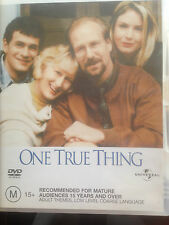 One True Thing (DVD, 2003) * USED   * ( E )
