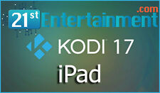 KODI For Apple iPad. No Jailbreak Kodi 17 Fresh Install