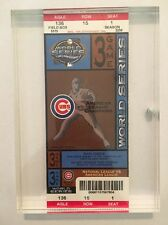 2003 World Series Tickets for the Chicago CUBS - One Ticket Game 3