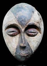 Antiguo Tribal Galoa Máscara --- Gabón BN 25
