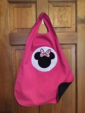 Minnie Mouse Kids Superhero Cape/Costume