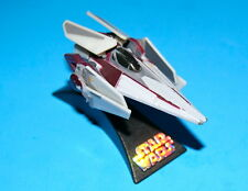 STAR WARS TITANIUM SERIES DIE-CAST METAL V-WING LOOSE COMPLETE